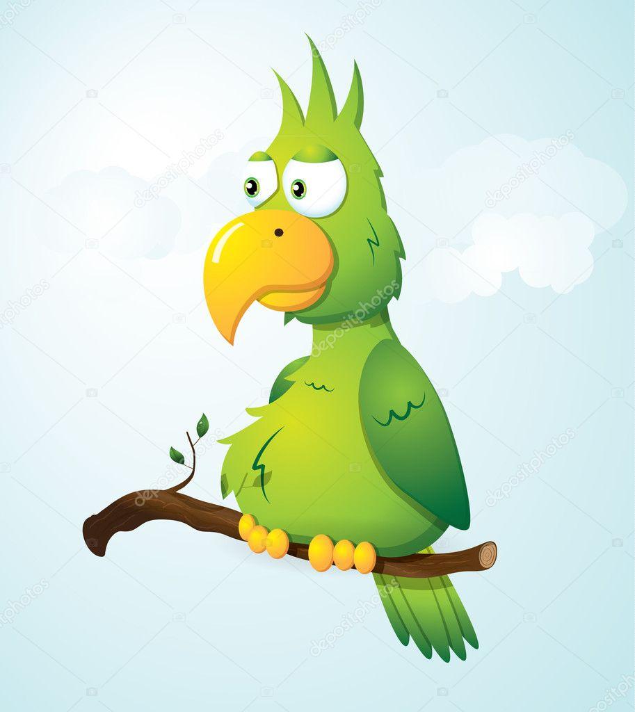 рисунки попугаев смешные магазине собран огромный