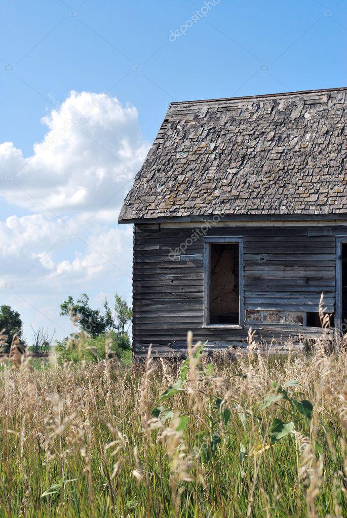 Little House on the Kansas Prairie