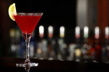 Cosmopolitan drink