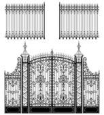 Fotografia cancello e recinzioni