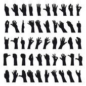 ötven kezek