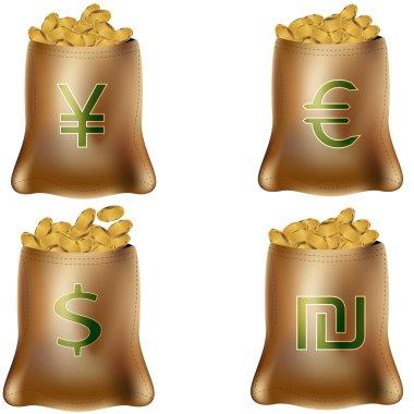 International Money Bags