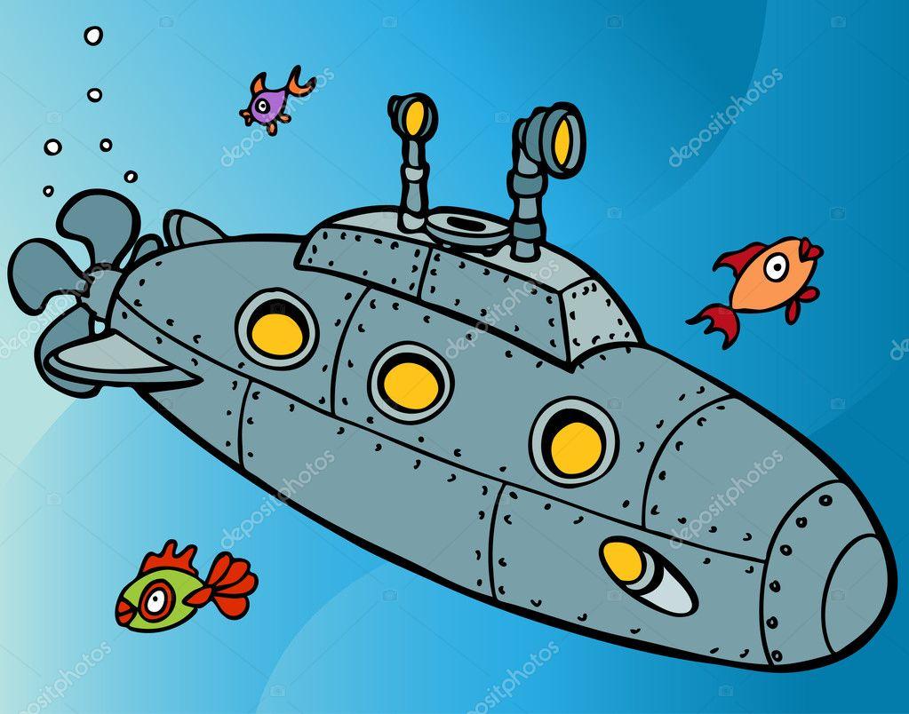 играть в подводную лодку детям