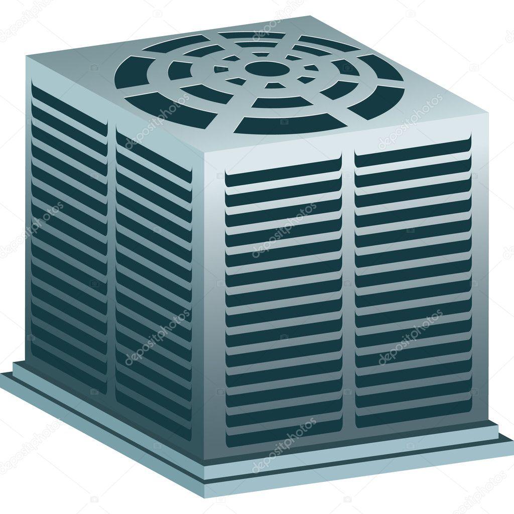Home Air Conditioner Units Air Conditioner Unit Stock Vector Ac Cteconsulting 3985056