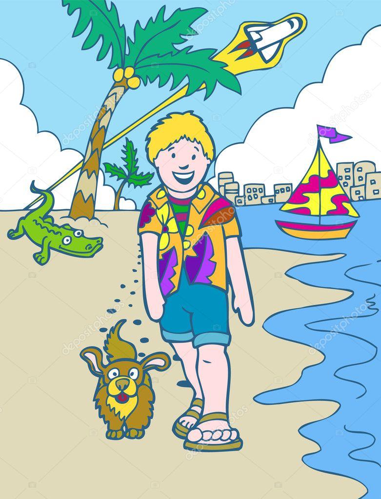 Kid Adventures: Florida Vacation