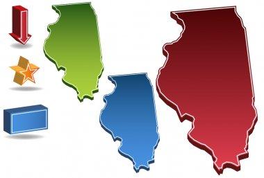 Illinois 3D