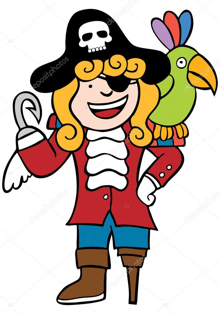 Pourquoi pas! Depositphotos_3990007-stock-illustration-friendly-pirate-with-parrot