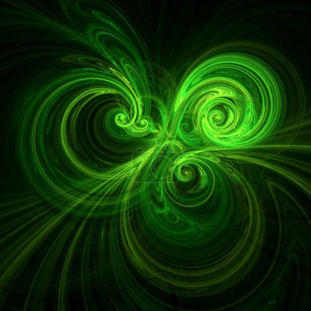Photo for Abstract fractal background. Digital generated this image - Royalty Free Image