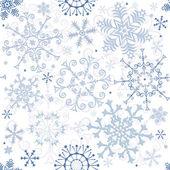 Seamless pastel christmas pattern