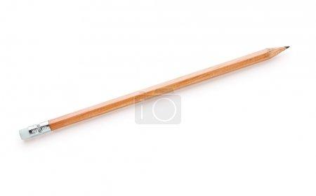 Bleistift isoliert