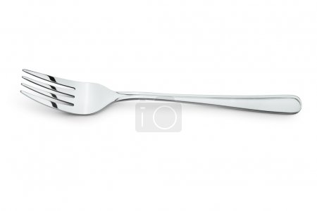 Photo for Fork isolated - Royalty Free Image