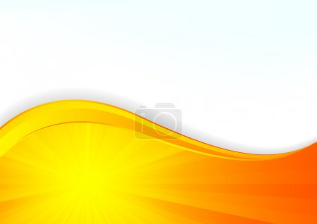 Illustration for Vector bright background; clip-art - Royalty Free Image