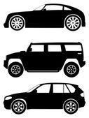 Cars vector set 2
