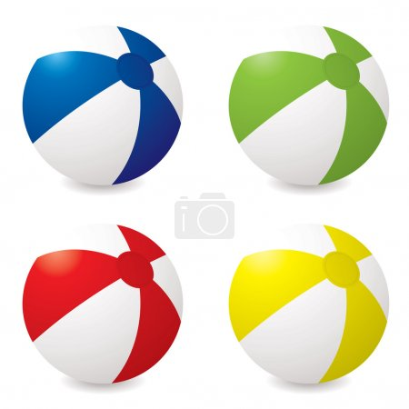 Beach ball variation