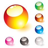 Marble shine glow