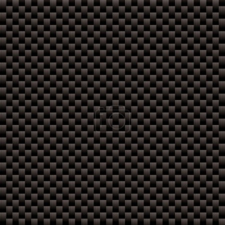 Carbon fiber woven texture
