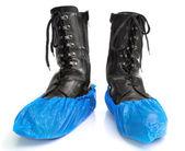 Použít shoecovers
