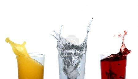 Splashing Motley Beverages