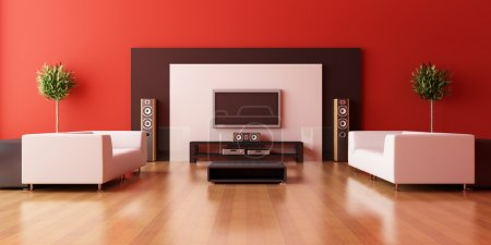 Photo for Modern interior of a room - Royalty Free Image