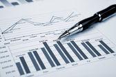 Finanční schémata a grafy