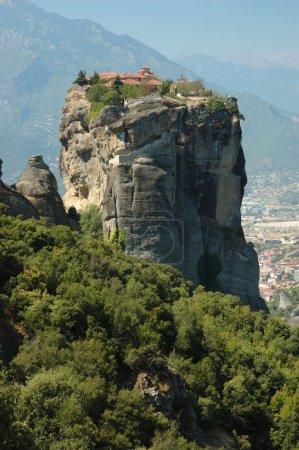 Holy Trinity (Agia Triada)rock monastery,Meteora,Greece