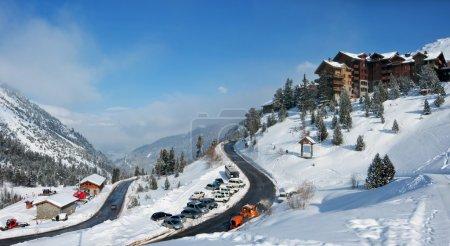 Les Arc - Alpine Skiing Resort