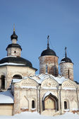Old orthodox church in Kirillov, Russia