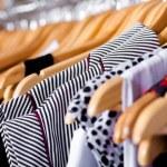 Multi-coloured wardrobe showcase, for sale, closeu...