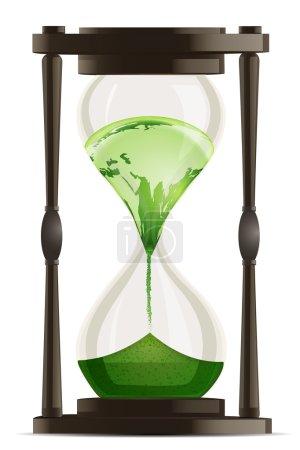 Eco hour watch