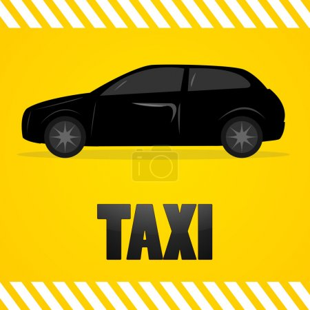 Taxi symbol