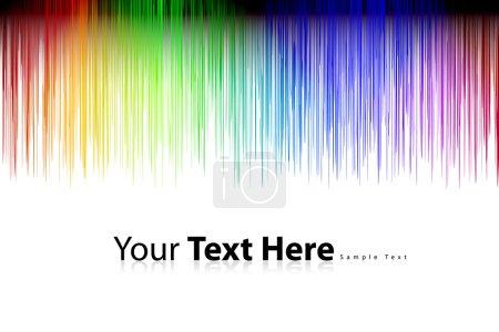 farbenfroher Hintergrund