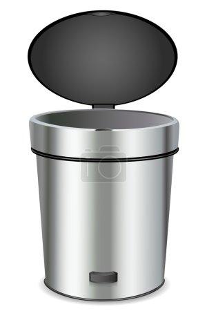 Open recycle bin