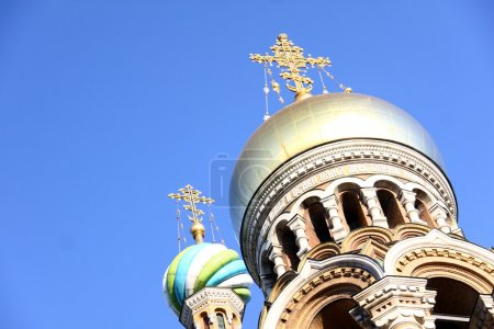Church of the Savior on Blood, Saint-Petersburg