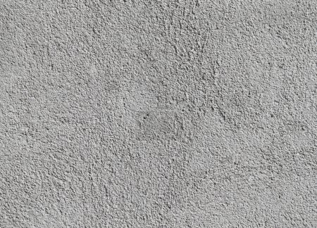 Photo for Close-up of gray cement wall texture - Royalty Free Image
