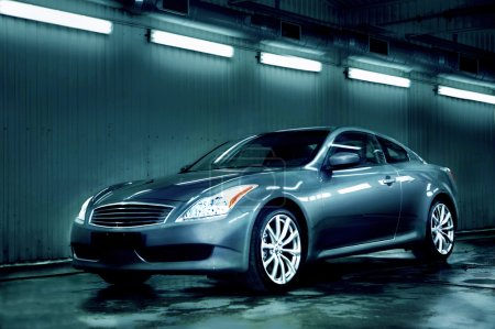 automobile Infiniti G37 Coupe