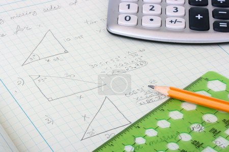 Geometrical calculations