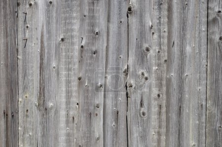 Rustic gray wooden boards background