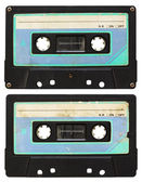 Zvuková kazeta izolované