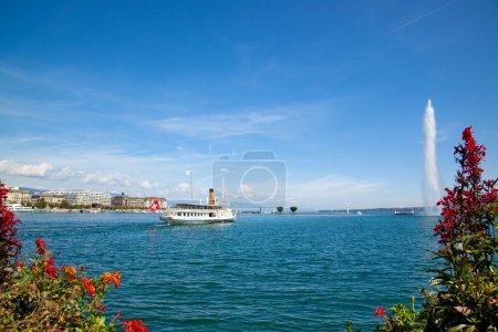 Geneva Switzerland coast