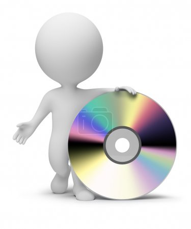 3d small - CD
