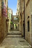 Street of Dubrovnik, Croatia