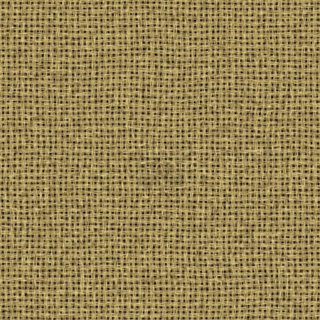 Photo for Abstract generated linen striped uncolored textured sacking burlap - Royalty Free Image
