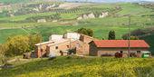 Italy. House in Tuscany