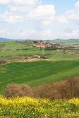 Italy. Tuscany landscape