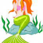 Постер, плакат: Beautiful Mermaid