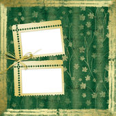 Grunge paper in scrapbooking style
