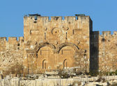 Gold gate of Jerusalem