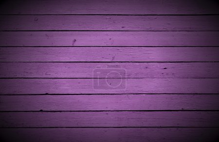 Photo for A purple wooden wall as a background - Royalty Free Image