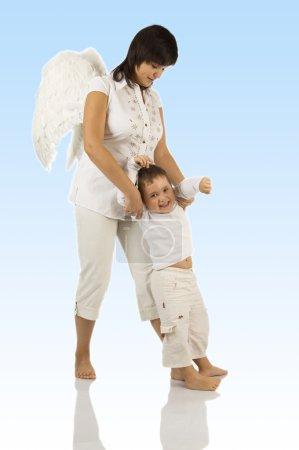 Angel-keeper
