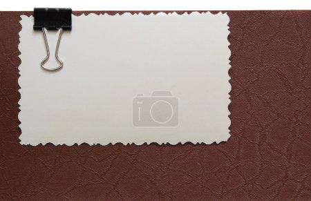 Pattern of photo frame